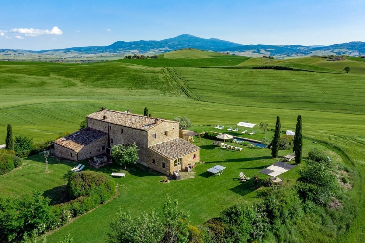 Nest Italy - Retreat in Val d'Orcia