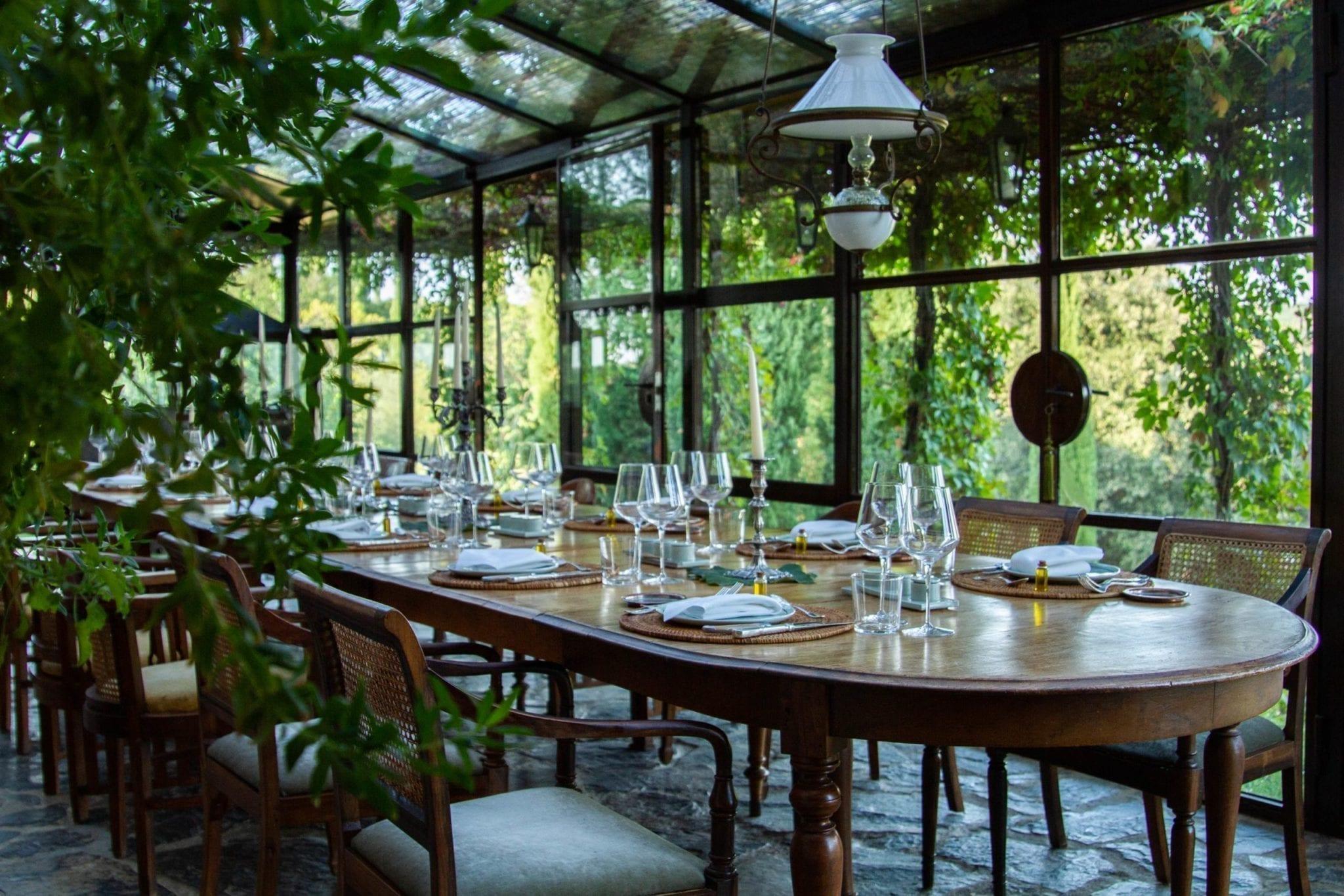 Nest Table: Tavolata