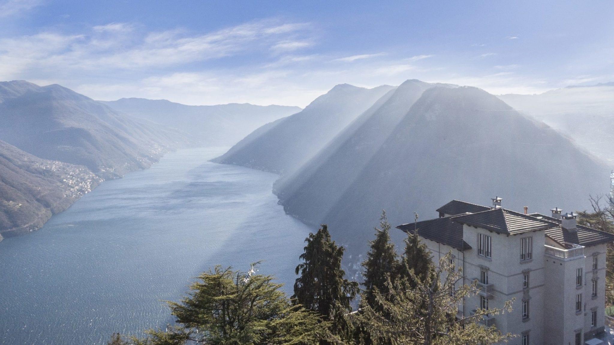 Nest Italy - Villa overlooking Lake Como