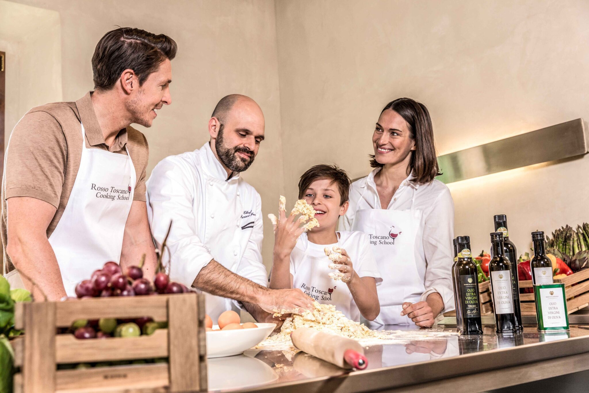 Nest Italy - Cooking Classes Experience