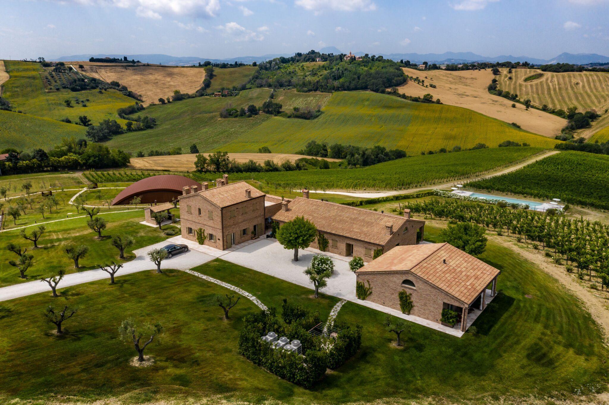 Nest Italy - Wine & Spa Retreat in the Marche