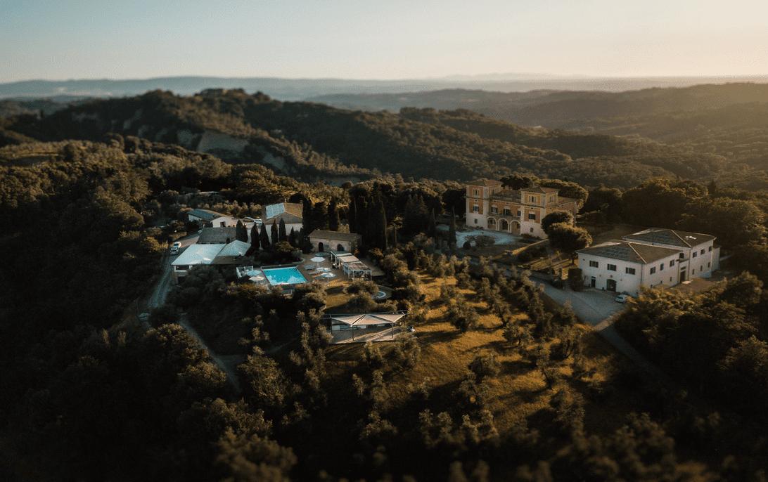 Nest Italy - Farmhouse & Artist Residency in Tuscany