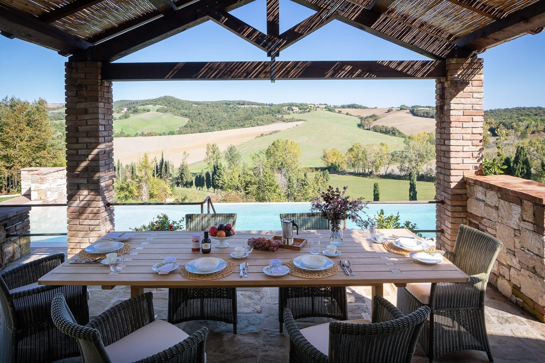 Nest Italy - Countryside Villa in Volterra