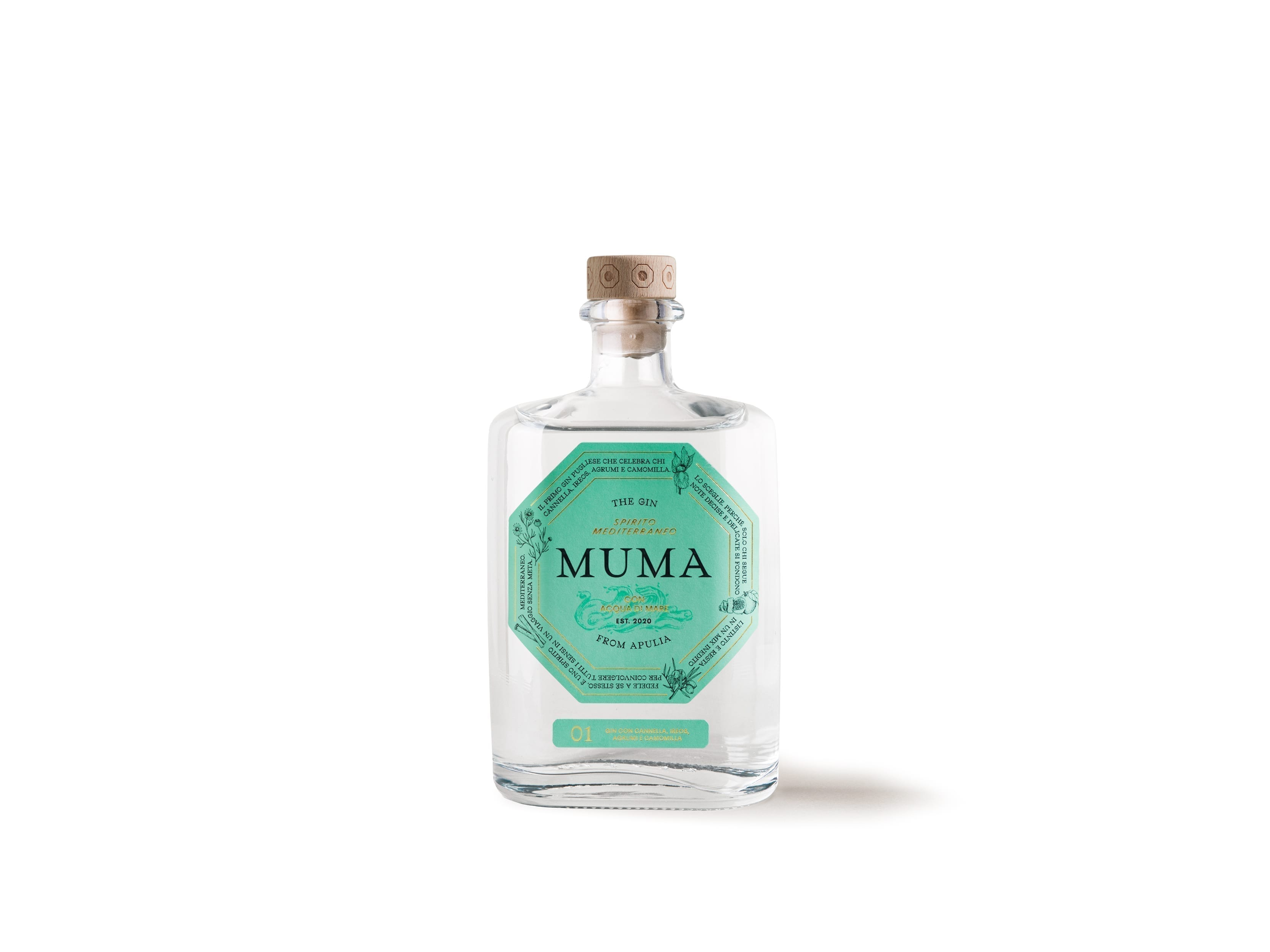 Nest Italy - Muma Gin