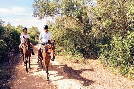 horseback experience