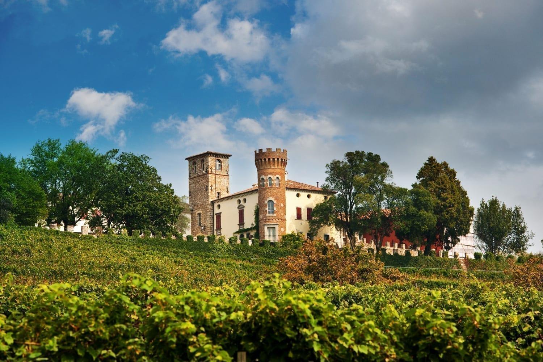 Nest Italy - Country House Castle in Friuli Venezia Giulia