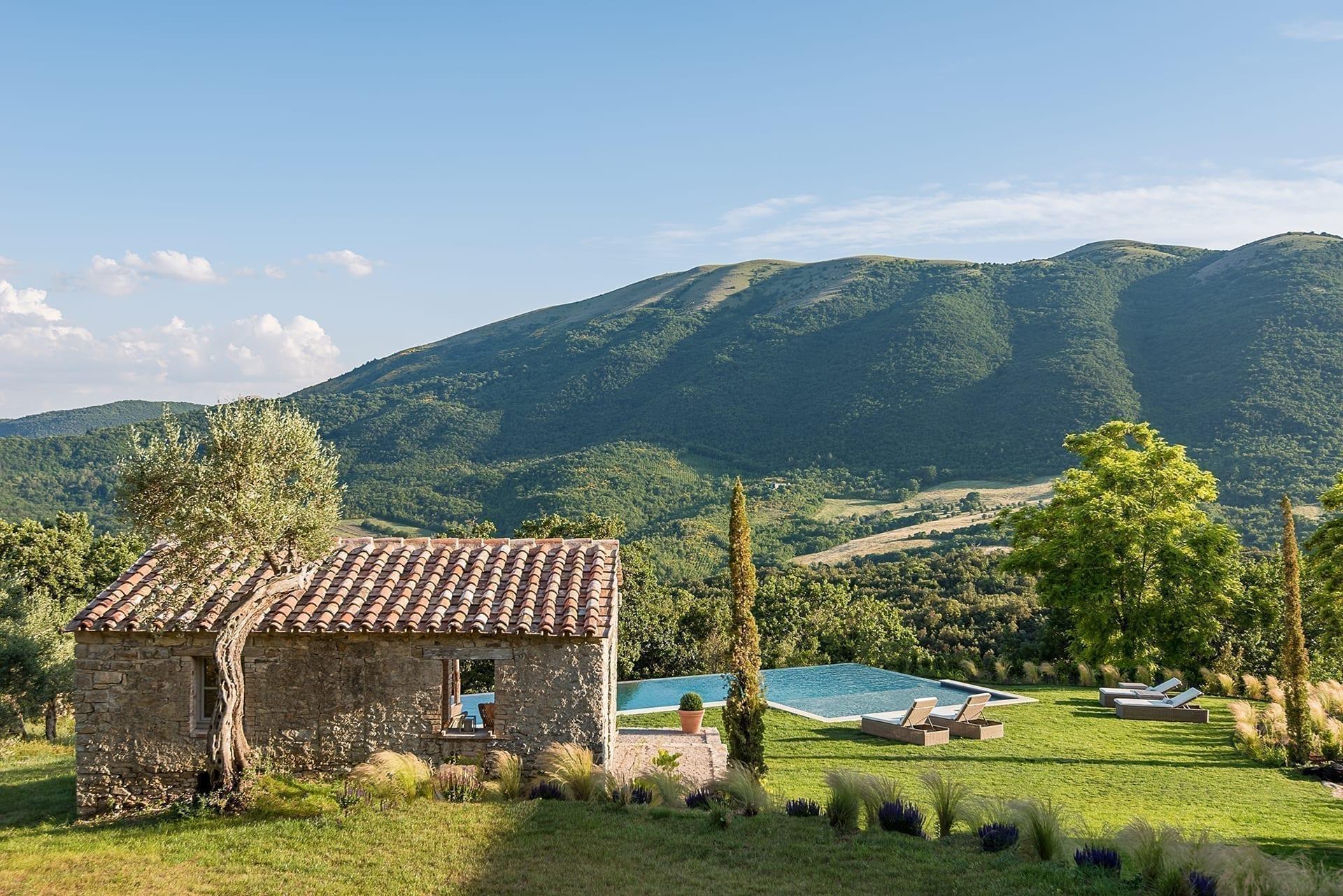 Nest Italy - Villa Penna in Umbria