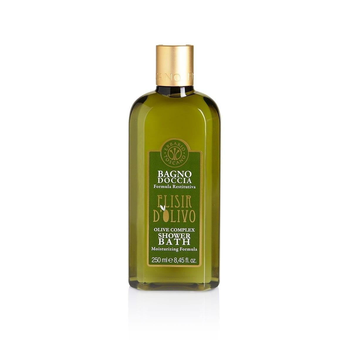 SHOWER BATH OLIVE COMPLEX Erbario Toscano