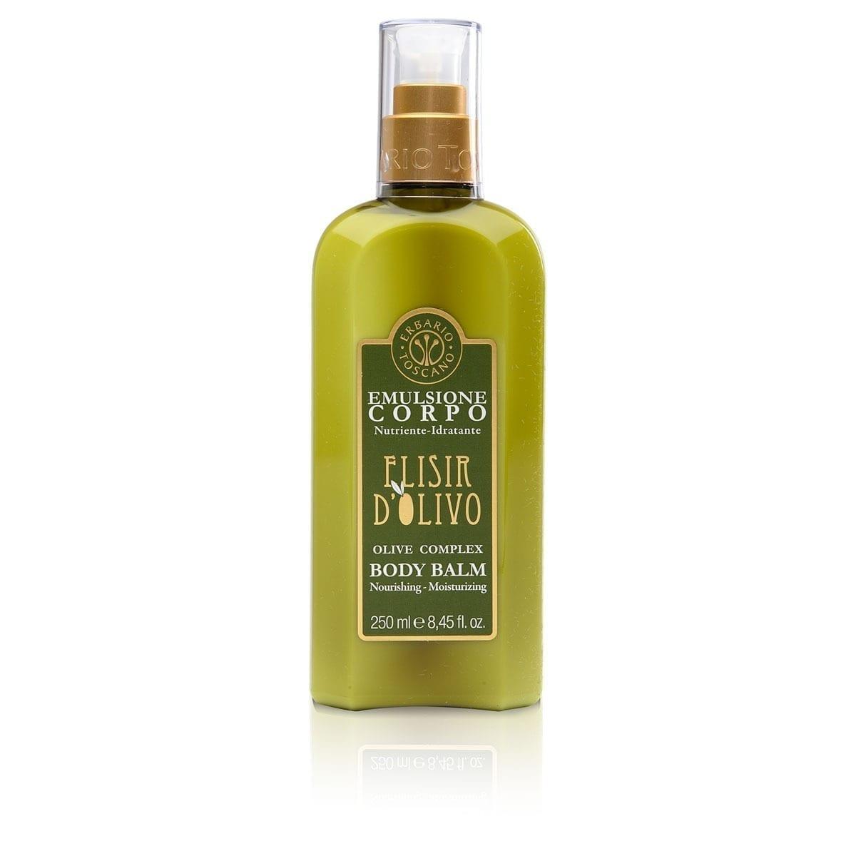 Body Balm Olive Oil Erbario Toscano