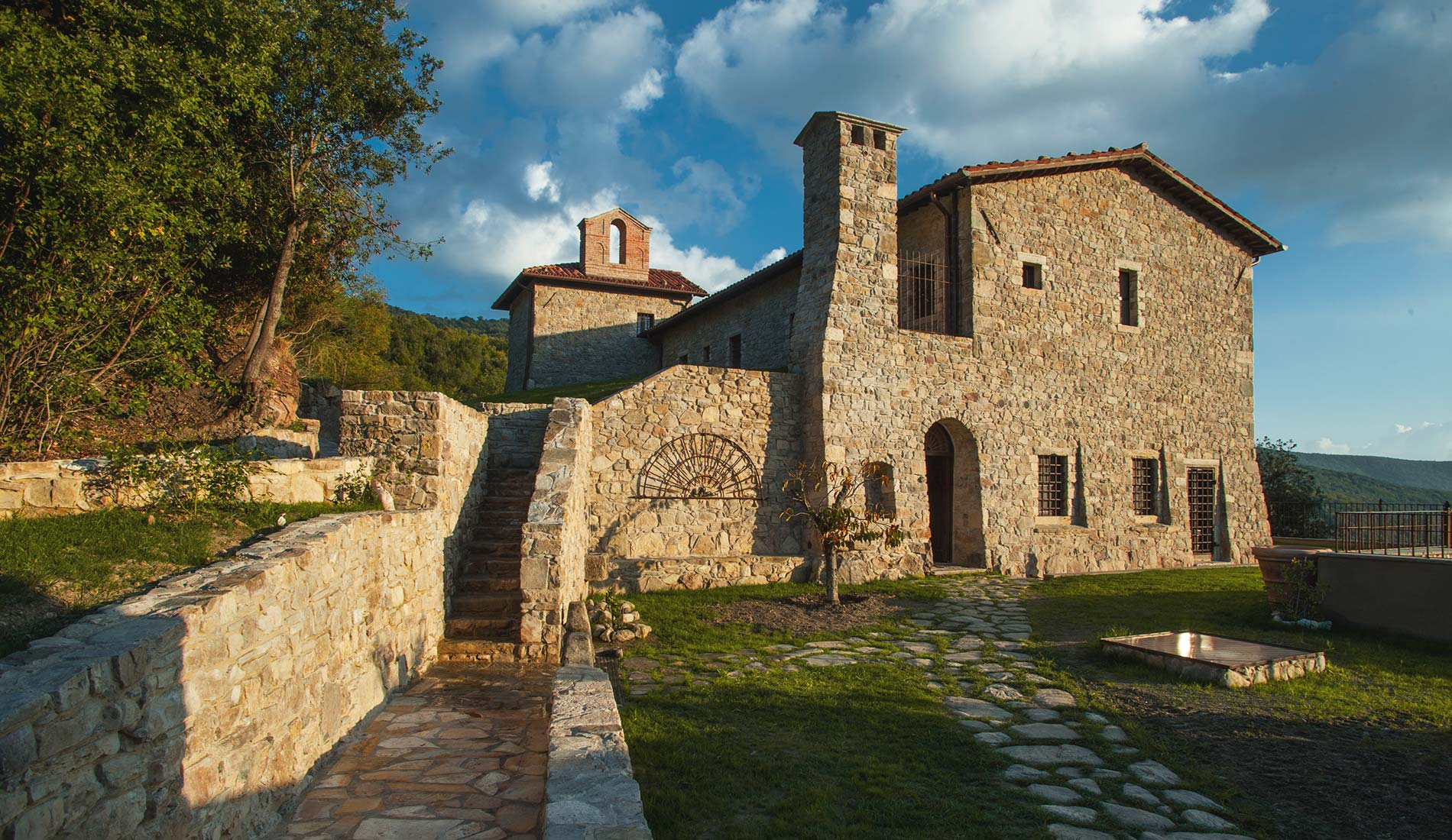 Nest Italy - Monastery in Umbria