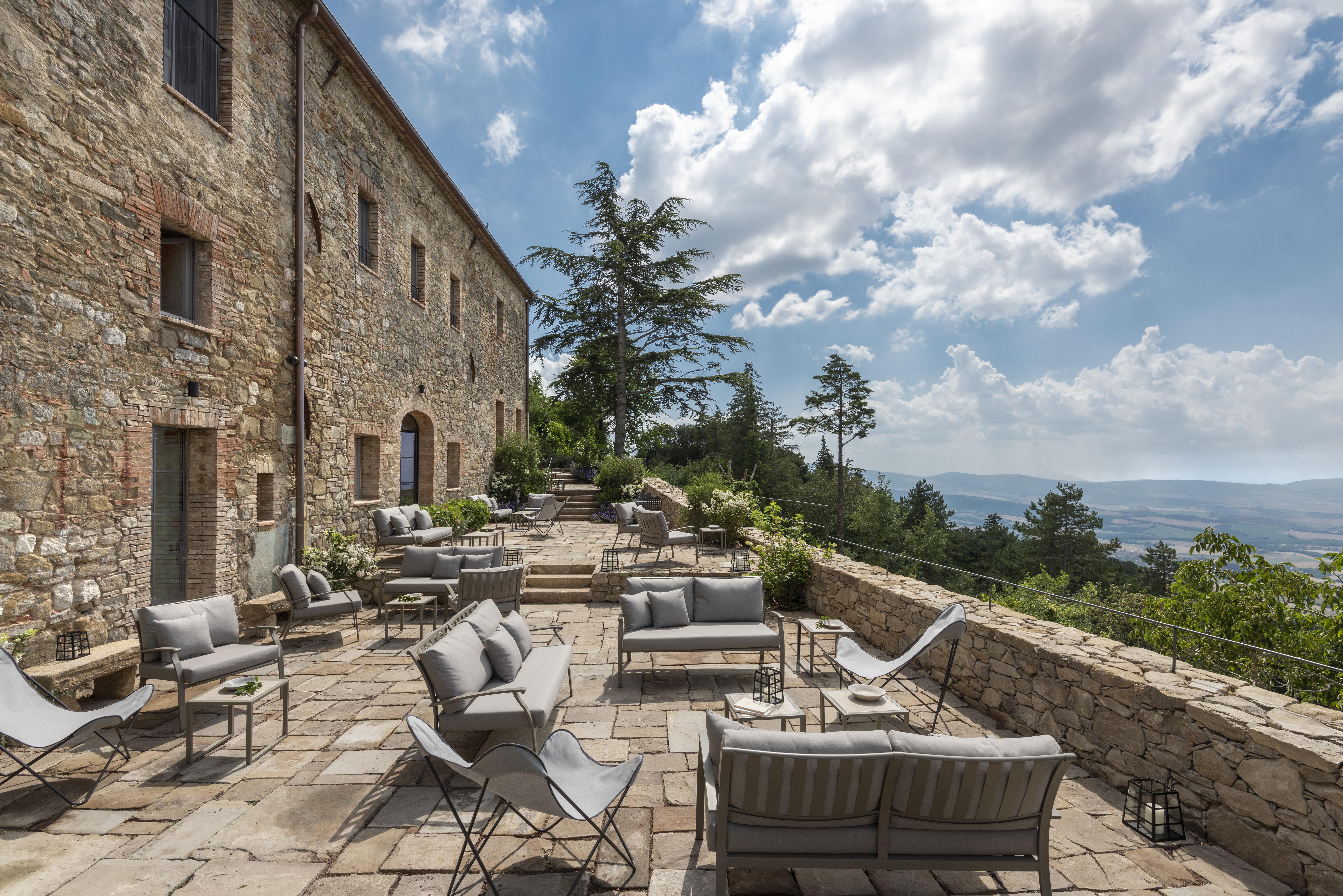 Monteverdi Boutique Hotel - Tuscany