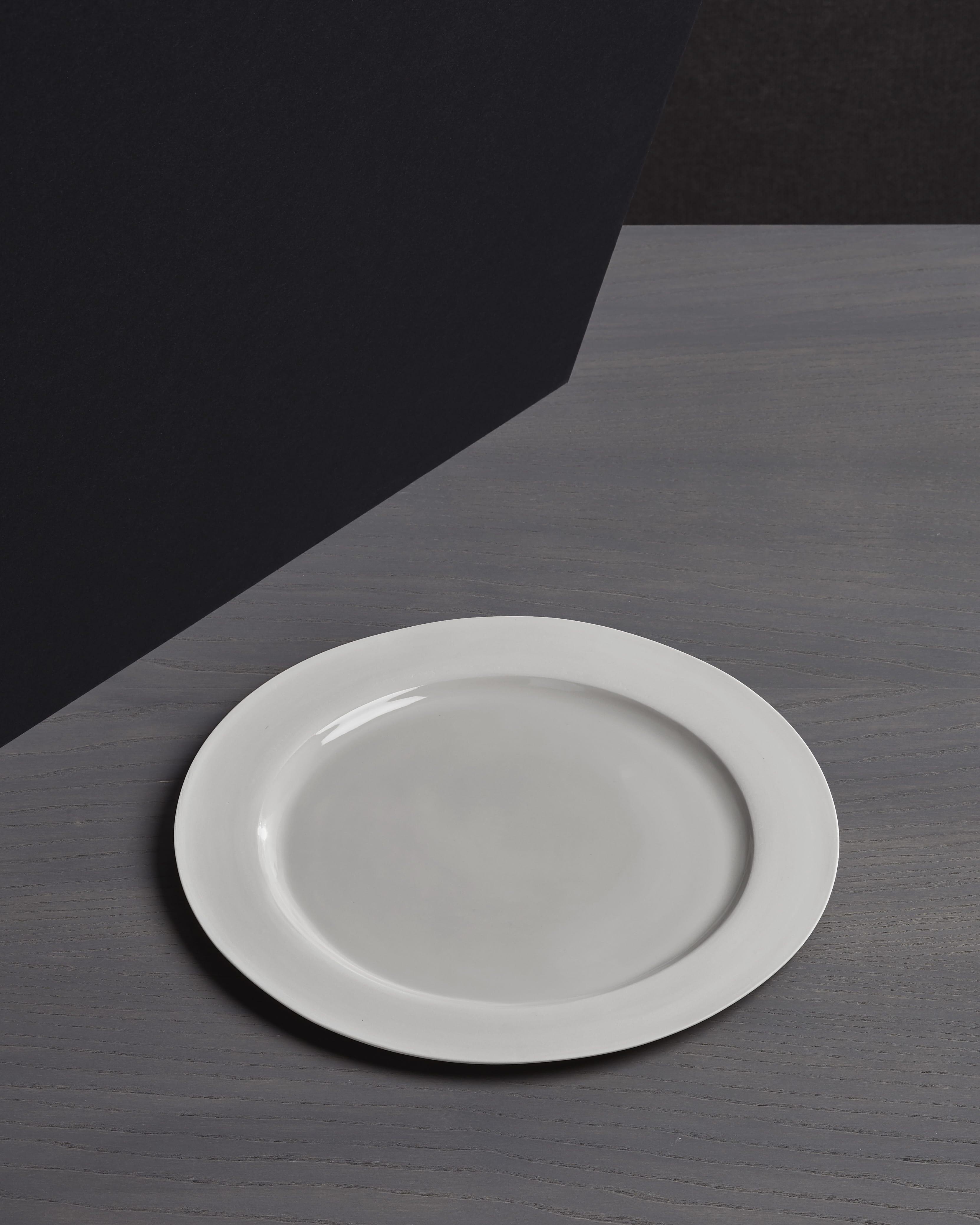 Onda Dinner Plate, Society Limonta