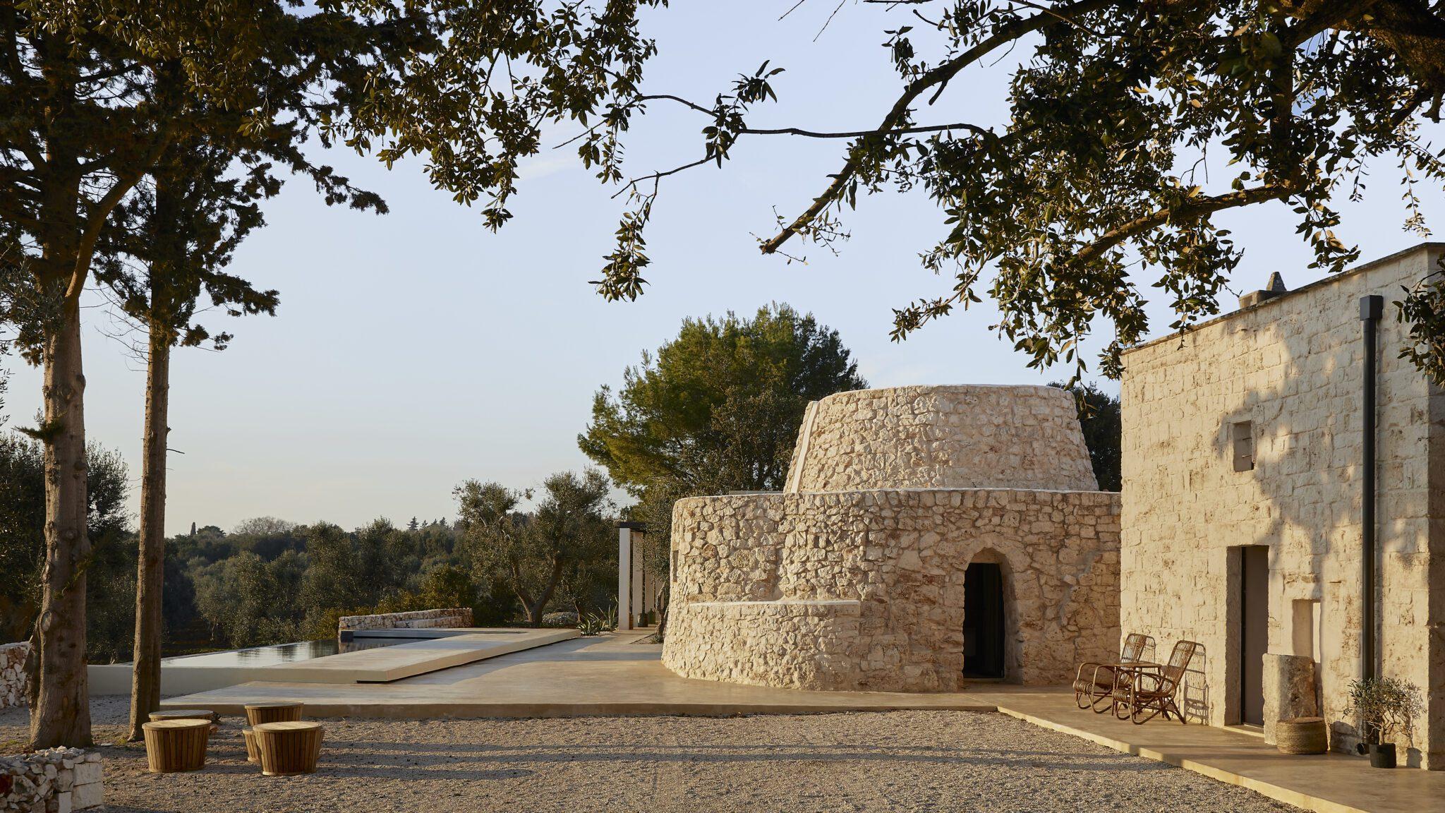Nest Italy - Stone Villa near Ostuni