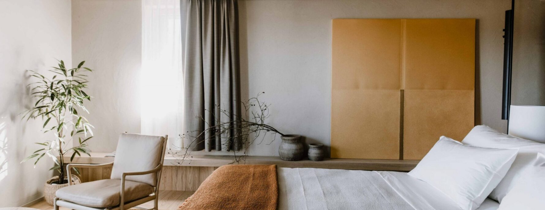 Nest Italy: Deluxe Room