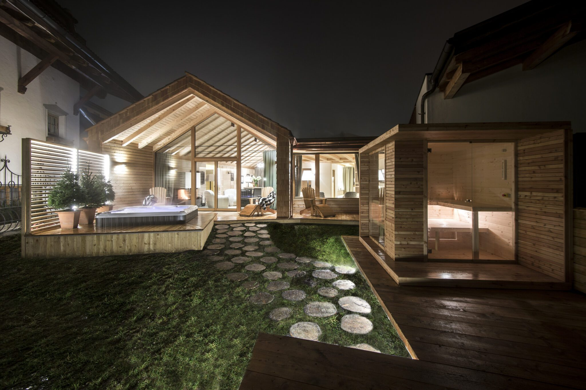 Nest Italy: Chalet in San Cassiano