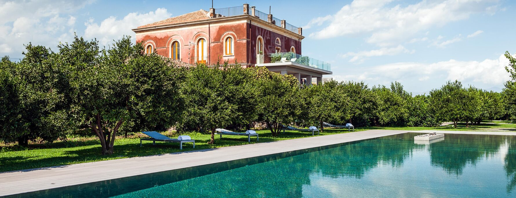 Country Boutique Hotel in Sicily